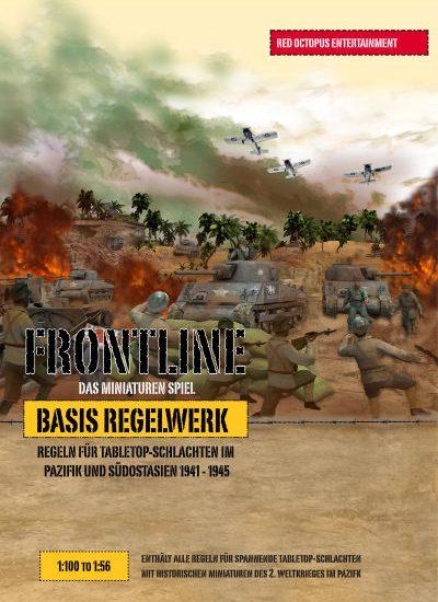 Frontline Basisregelwerk Pazifik